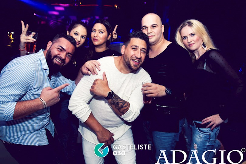 Partyfoto #8 Adagio Berlin vom 20.08.2016