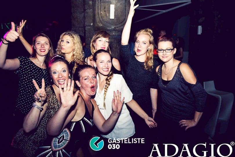 Partyfoto #28 Adagio Berlin vom 20.08.2016