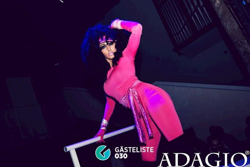 Partyfoto #42 Adagio Berlin vom 20.08.2016
