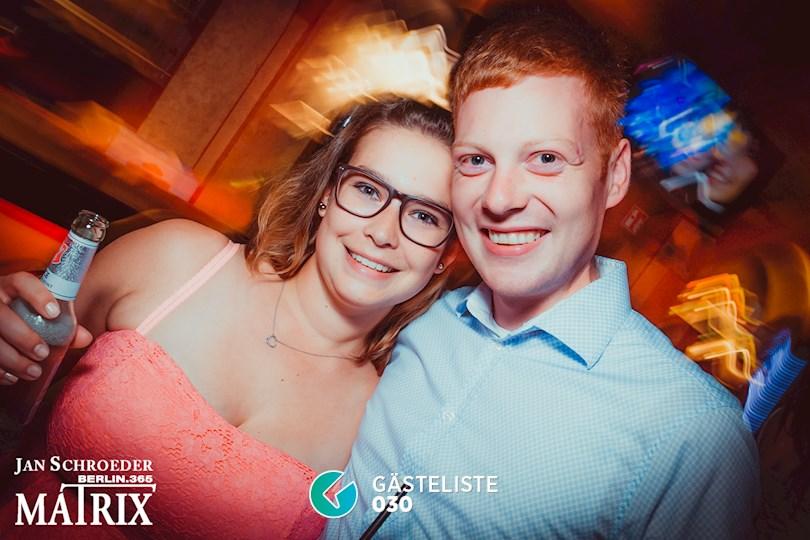 Partyfoto #176 Matrix Berlin vom 08.09.2016