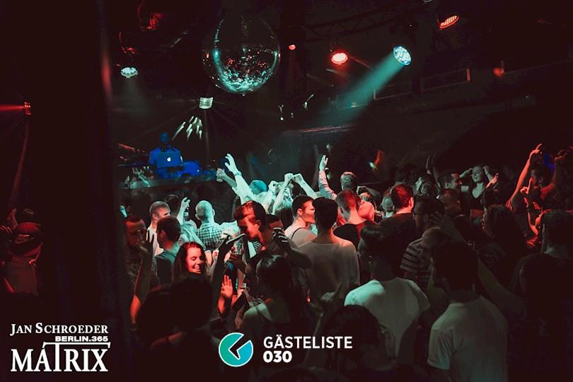 Partyfoto #194 Matrix Berlin vom 08.09.2016