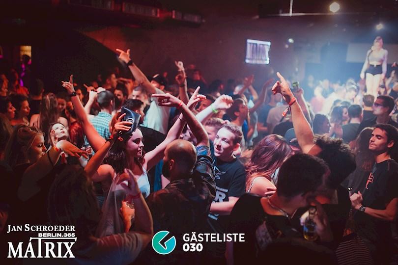 Partyfoto #106 Matrix Berlin vom 08.09.2016