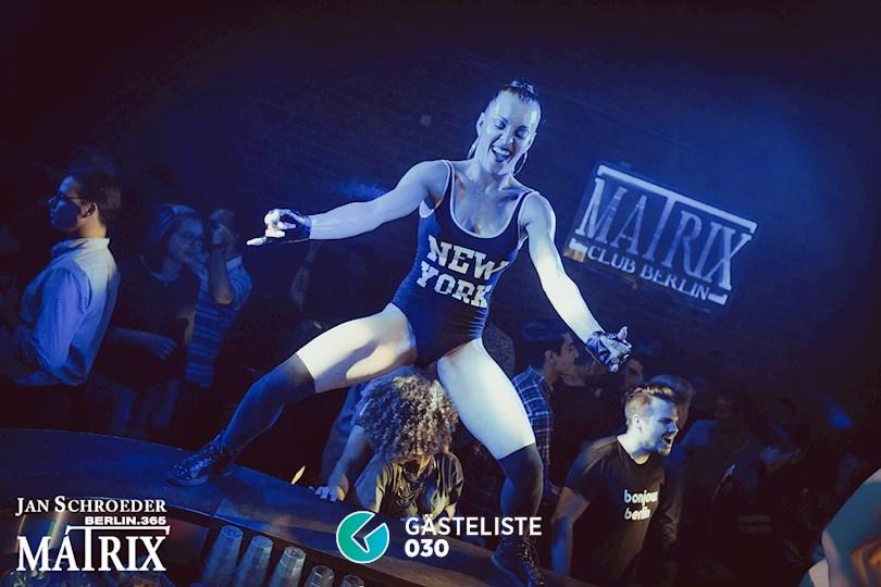 Partyfoto #40 Matrix Berlin vom 08.09.2016
