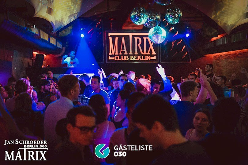 Partyfoto #154 Matrix Berlin vom 08.09.2016