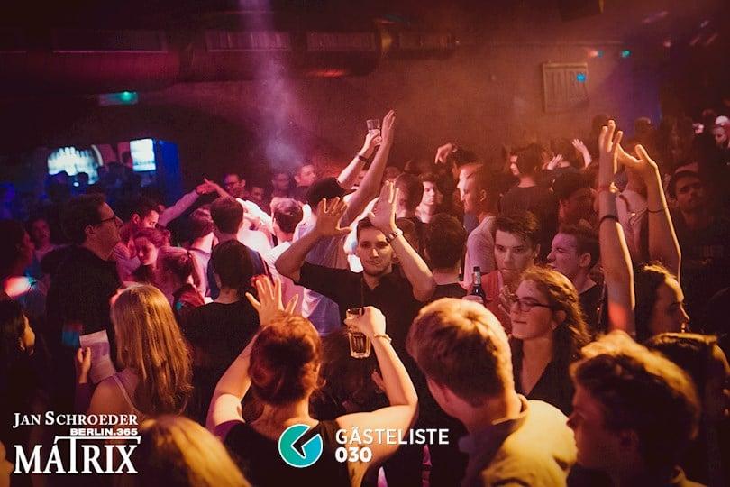 Partyfoto #131 Matrix Berlin vom 08.09.2016