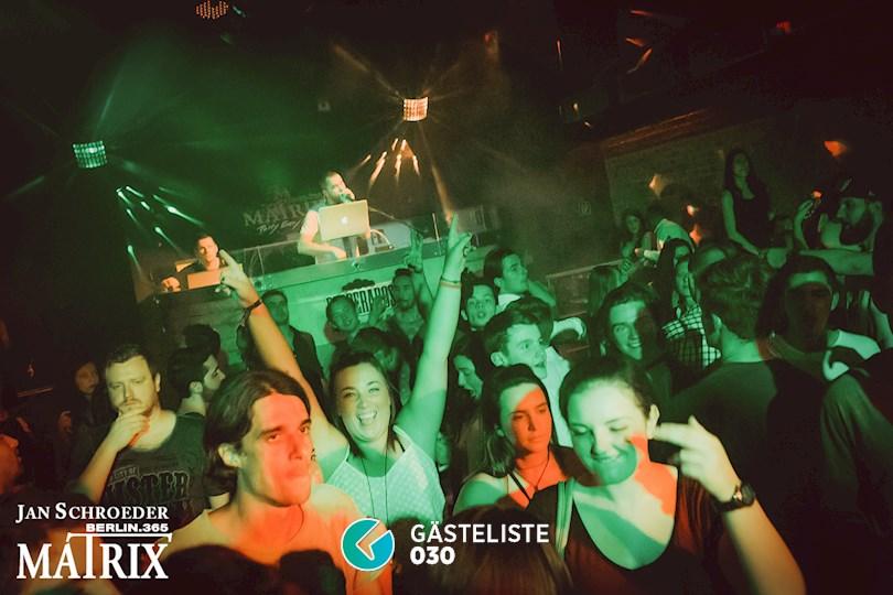 Partyfoto #63 Matrix Berlin vom 08.09.2016