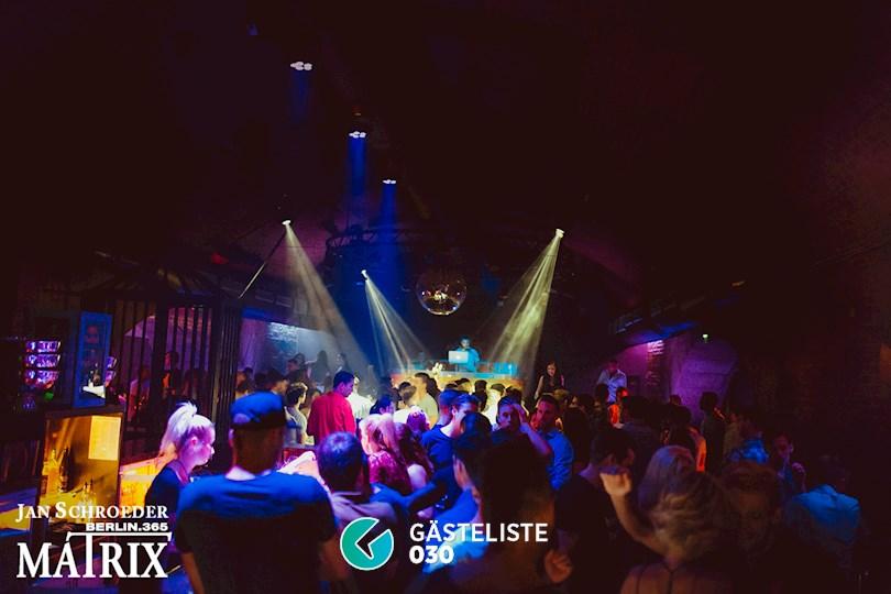 Partyfoto #50 Matrix Berlin vom 08.09.2016