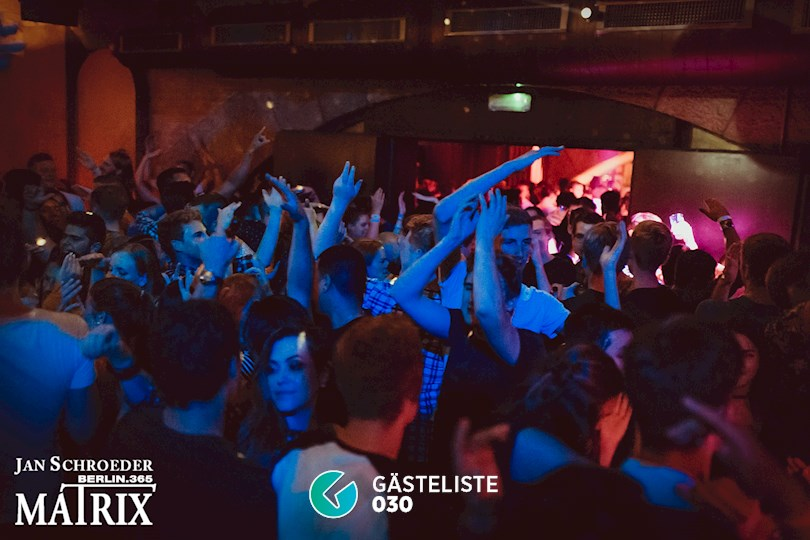 Partyfoto #94 Matrix Berlin vom 08.09.2016
