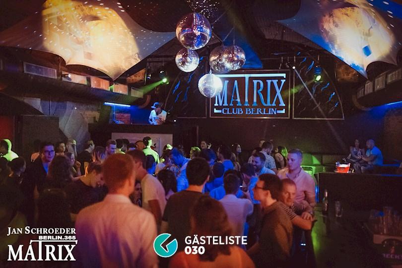 Partyfoto #137 Matrix Berlin vom 08.09.2016
