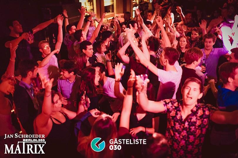 Partyfoto #10 Matrix Berlin vom 08.09.2016