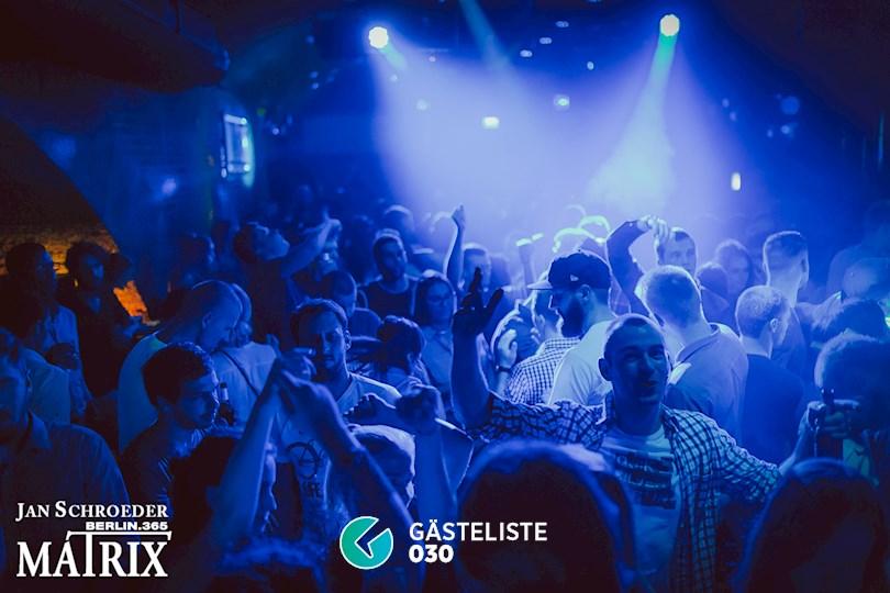 Partyfoto #52 Matrix Berlin vom 08.09.2016