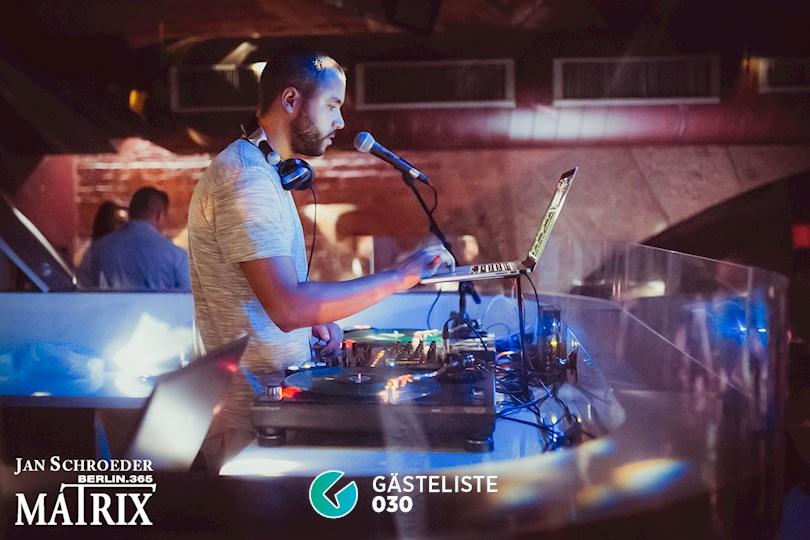 Partyfoto #188 Matrix Berlin vom 08.09.2016