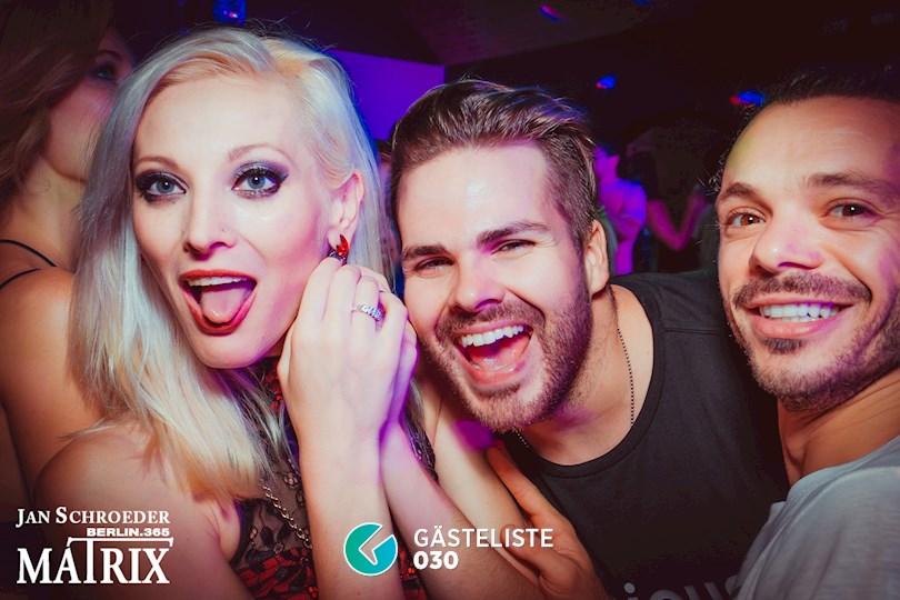 Partyfoto #155 Matrix Berlin vom 08.09.2016