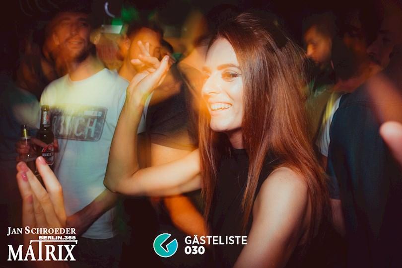 Partyfoto #104 Matrix Berlin vom 08.09.2016