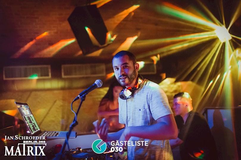 Partyfoto #161 Matrix Berlin vom 08.09.2016