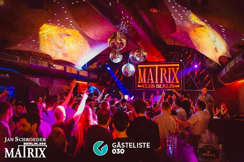 Partyfoto #175 Matrix Berlin vom 08.09.2016