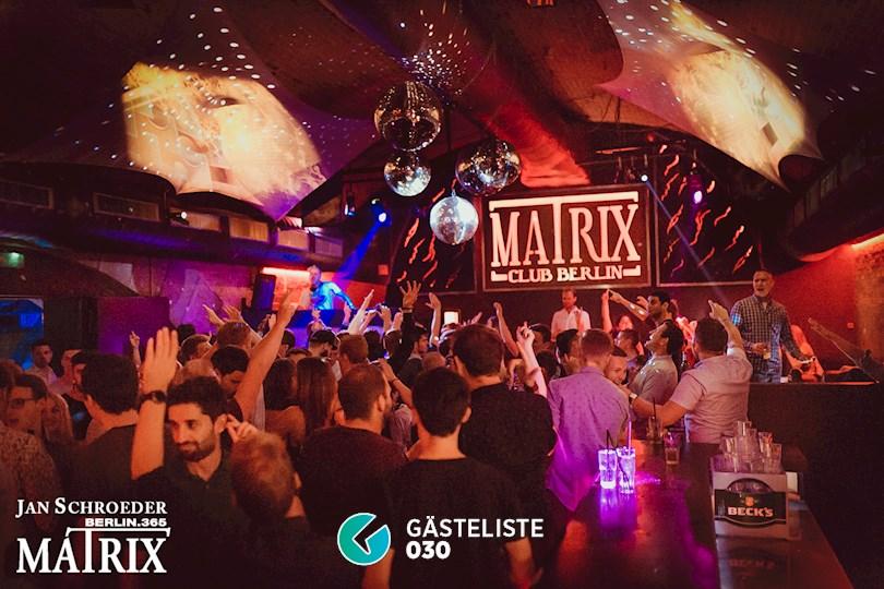 Partyfoto #166 Matrix Berlin vom 08.09.2016