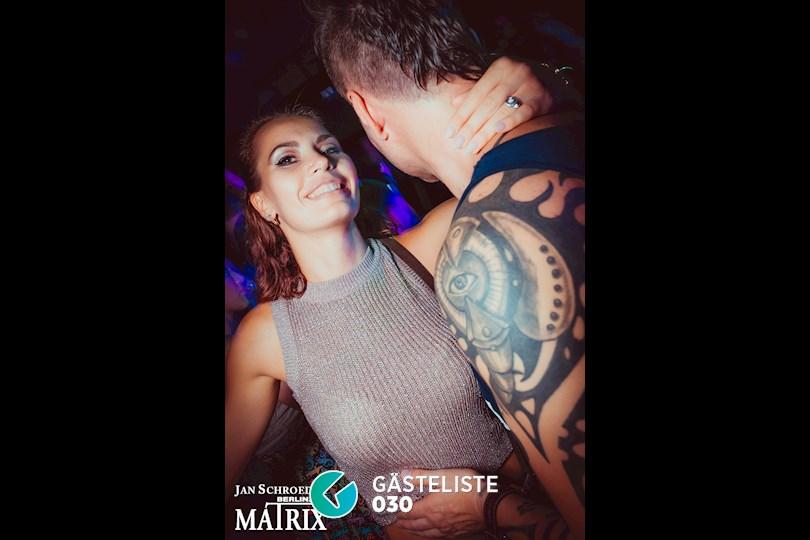 Partyfoto #86 Matrix Berlin vom 08.09.2016