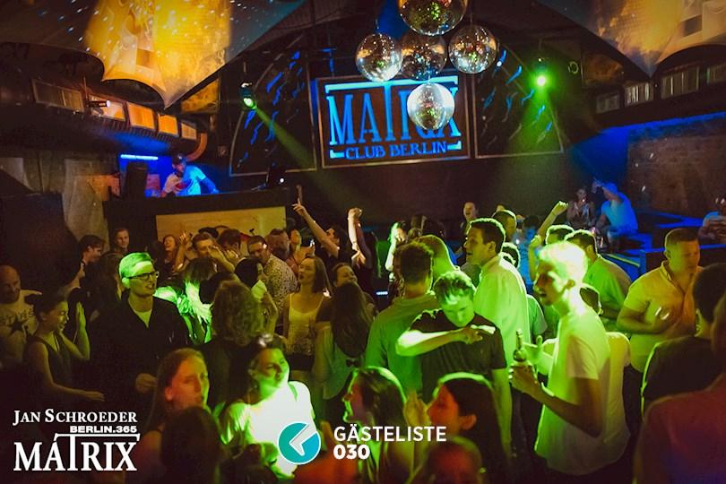 Partyfoto #55 Matrix Berlin vom 08.09.2016
