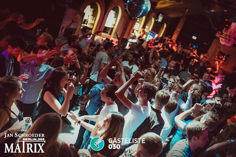 Partyfoto #73 Matrix Berlin vom 08.09.2016