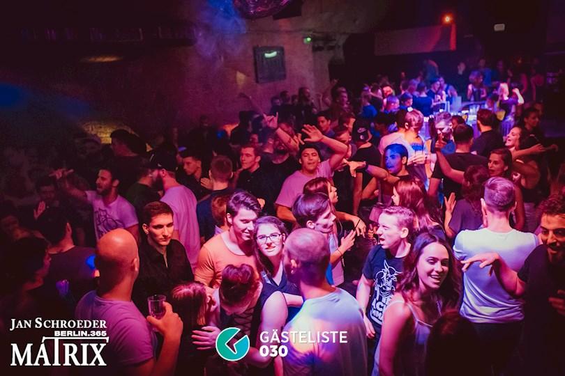 Partyfoto #71 Matrix Berlin vom 08.09.2016