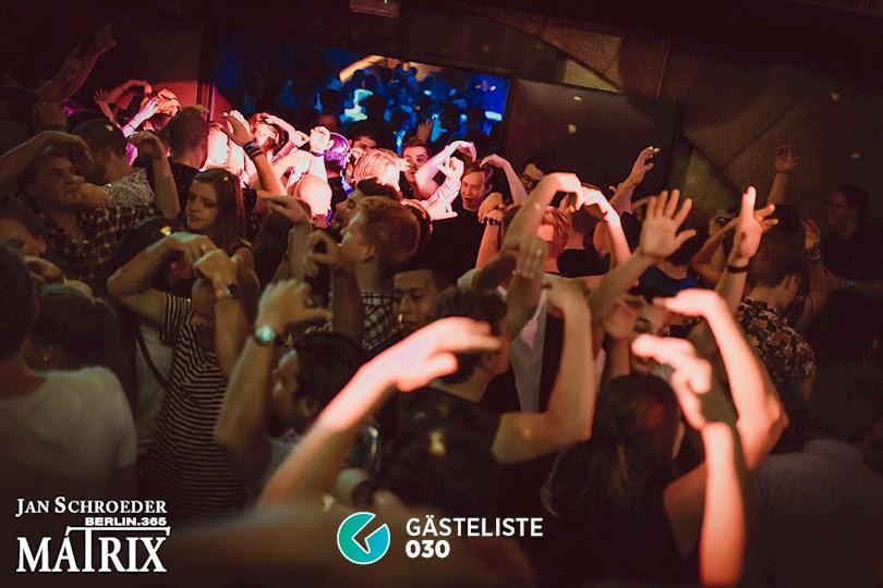 Partyfoto #108 Matrix Berlin vom 08.09.2016