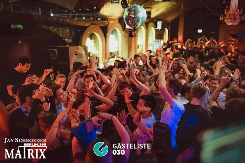 Partyfoto #119 Matrix Berlin vom 08.09.2016