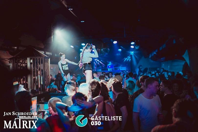 Partyfoto #141 Matrix Berlin vom 08.09.2016