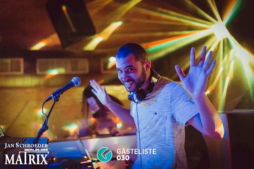 Partyfoto #117 Matrix Berlin vom 08.09.2016