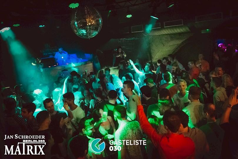 Partyfoto #84 Matrix Berlin vom 08.09.2016