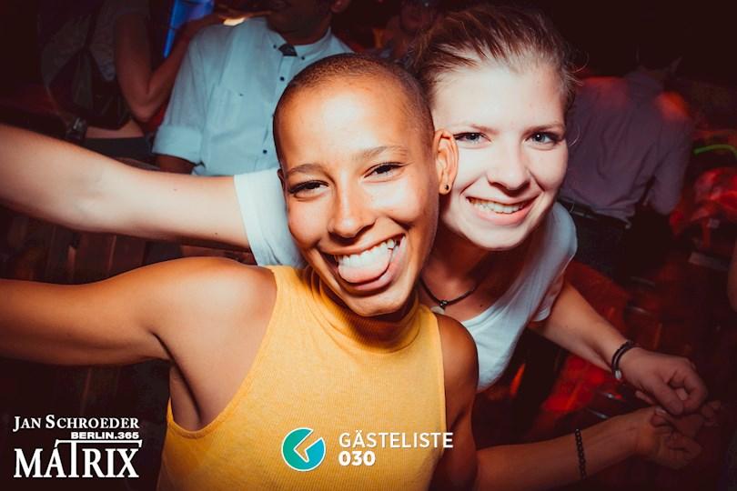 Partyfoto #96 Matrix Berlin vom 08.09.2016