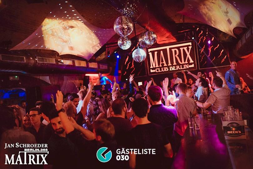 Partyfoto #20 Matrix Berlin vom 08.09.2016