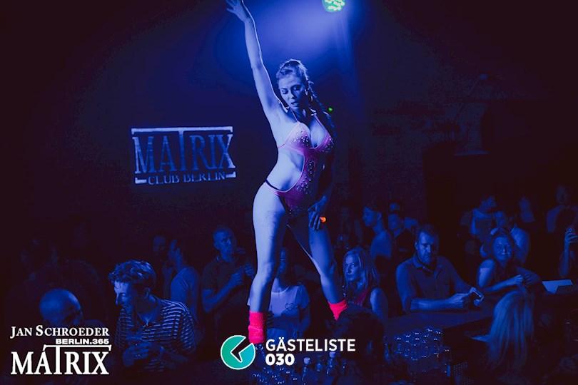 Partyfoto #192 Matrix Berlin vom 08.09.2016
