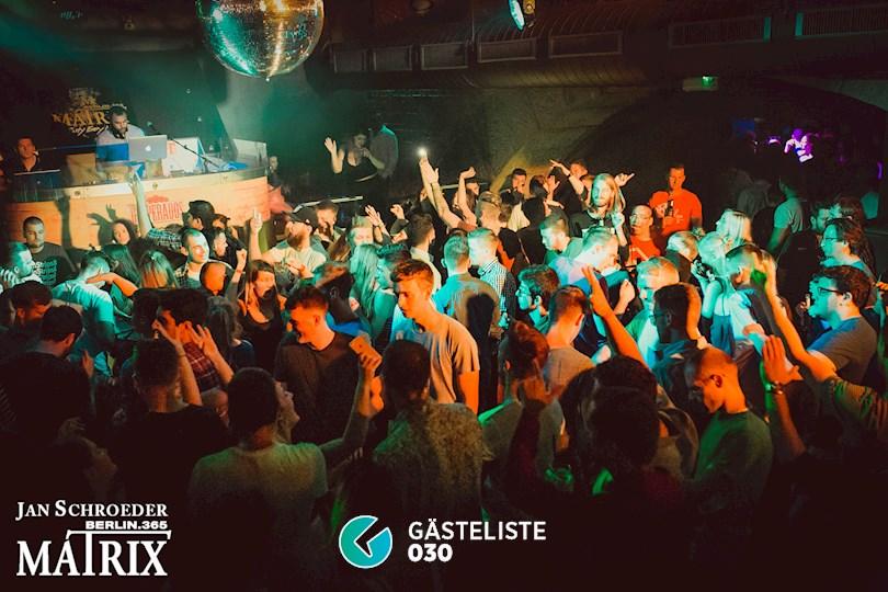 Partyfoto #39 Matrix Berlin vom 08.09.2016
