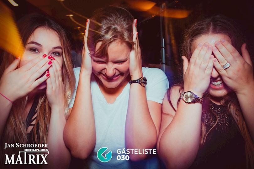 Partyfoto #16 Matrix Berlin vom 08.09.2016