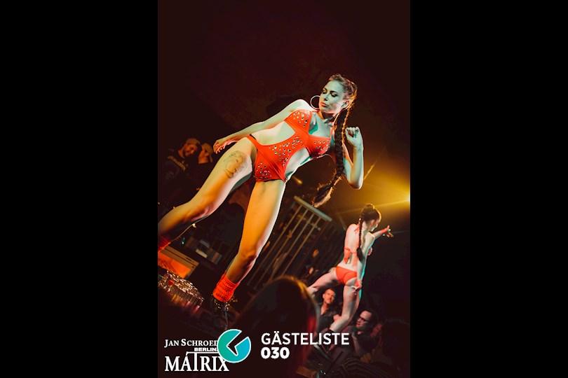 Partyfoto #132 Matrix Berlin vom 08.09.2016