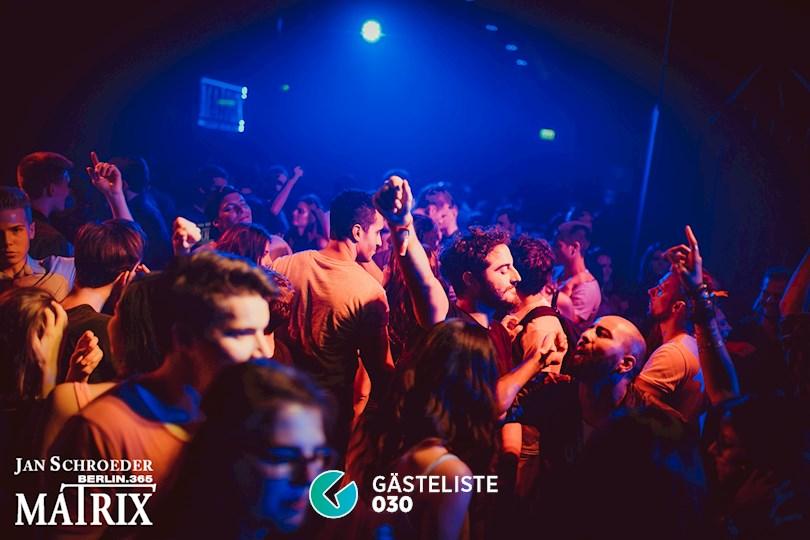 Partyfoto #61 Matrix Berlin vom 08.09.2016