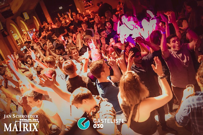 Partyfoto #98 Matrix Berlin vom 08.09.2016