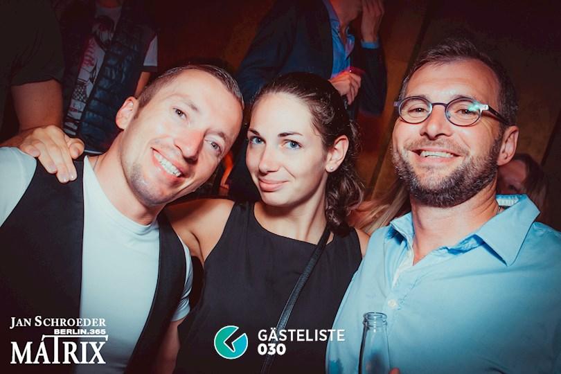Partyfoto #179 Matrix Berlin vom 08.09.2016