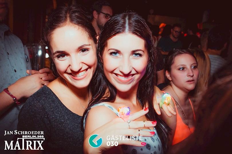 Partyfoto #181 Matrix Berlin vom 08.09.2016
