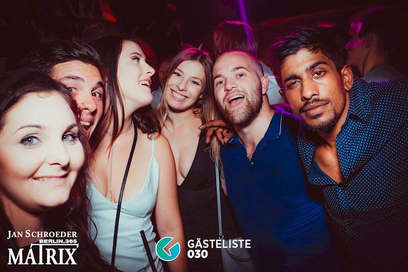 Partyfoto #189 Matrix Berlin vom 08.09.2016