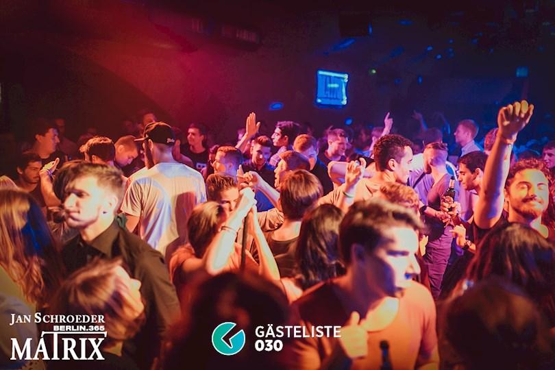 Partyfoto #43 Matrix Berlin vom 08.09.2016