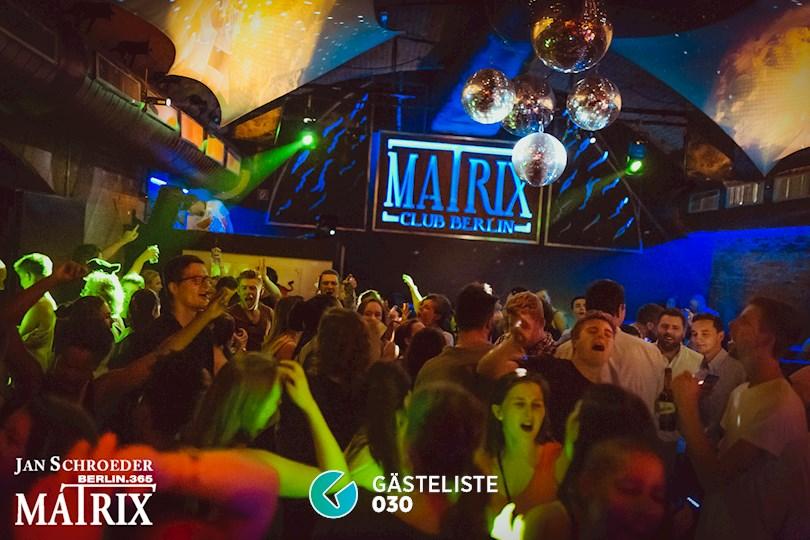 Partyfoto #48 Matrix Berlin vom 08.09.2016