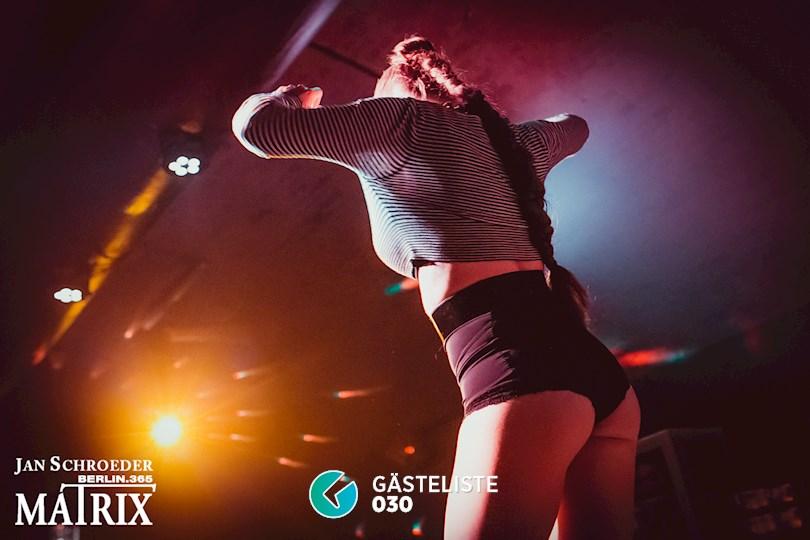 Partyfoto #125 Matrix Berlin vom 08.09.2016