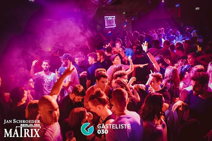 Partyfoto #30 Matrix Berlin vom 08.09.2016