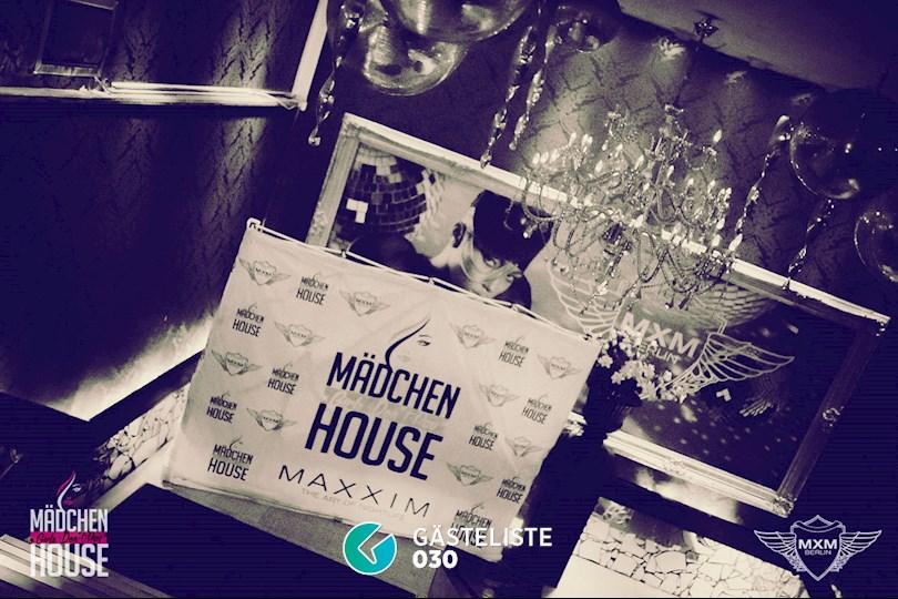 Partyfoto #85 Maxxim Berlin vom 01.09.2016