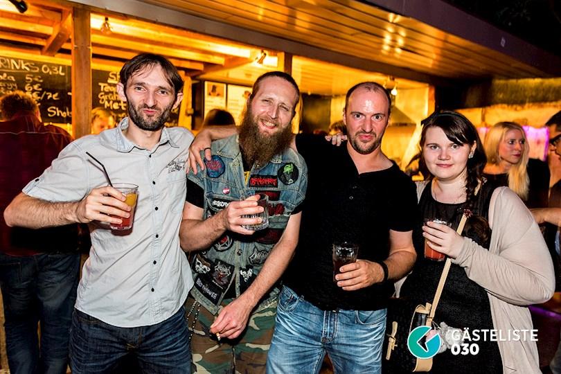 Partyfoto #12 Nuke Berlin vom 03.09.2016