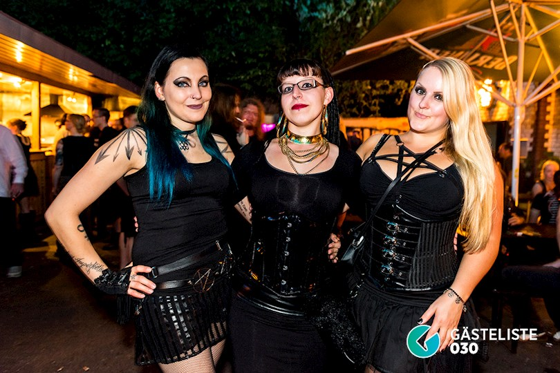 Partyfoto #11 Nuke Berlin vom 03.09.2016