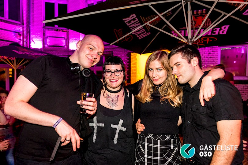 Partyfoto #4 Nuke Berlin vom 03.09.2016