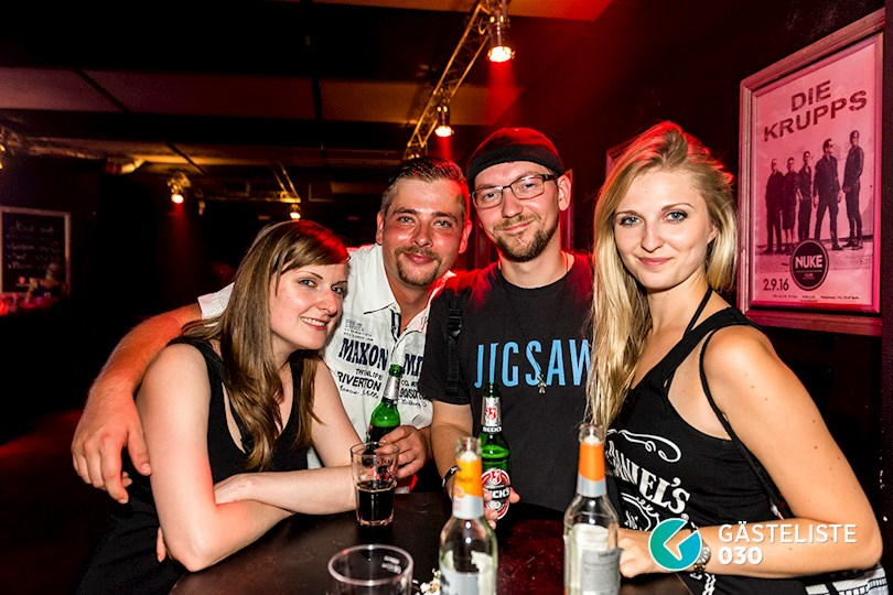 Partyfoto #58 Nuke Berlin vom 03.09.2016